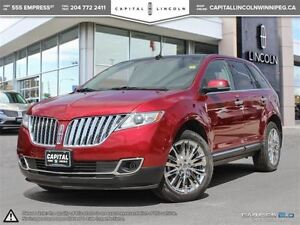 2014 Lincoln MKX AWD **Heated/Cooled Seats-Rear Cam**
