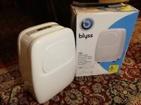 Blyss 16l dehumidifier - mint condition, hardly used, £158 new