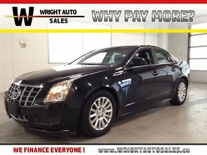 2012 Cadillac CTS | LEATHER| PANORAMIC ROOF| BLUETOOTH| 50,523KM