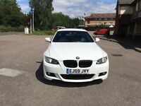 IMMACULATE BMW 320D M SPORT HIGHLINE WHITE FULLY LOADED