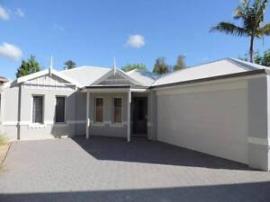 BRAND NEW QUALITY 3 x 2 HOME WITH DUCTED R/C AIRCON -PET OK Maylands Bayswater Area Preview