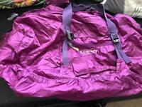 Brand New Lightweight Bags. Fold Away