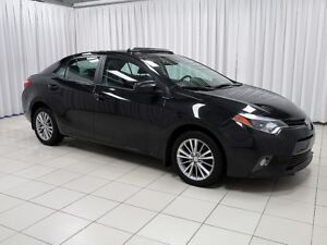 2015 Toyota Corolla LE TRIM PACKAGE SEDAN!!! VALUE PRICED AND GR