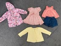 9/12 month clothing bundle