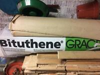 Bituthene 8000 -insulation membrane x2. Bargain