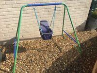 Baby Swing garden