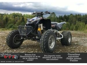 2010 Can-Am DS 450 X MX