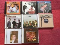 Small Faces CD collection Faces Mod Paul Weller Steve Marriot 60s Beatles Rolling Stones Rod Stewart