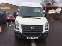 vw crafter with 12 months mot only £4295 no vat !!!