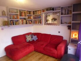 3 Bedroom house in great Hackney location. Stylish and modern and clean. Furnished. No agent.