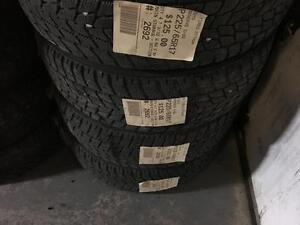 225/65/17 Toyo Observe G-02 *Winter Tires* (On Rims)