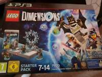 Ps3 lego dimensions. Unopened