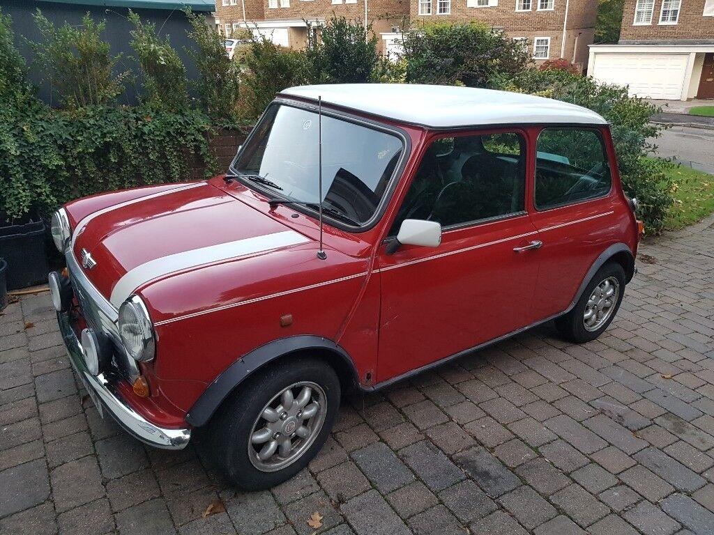58bc6402720 Mini Cooper 1.3i 1994 spi | in Bromley, London | Gumtree