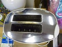 Morphy Richards White 2 Slice Toaster