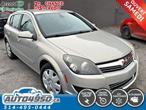 2008 Saturn Astra XR, auto,ac, groupe elect