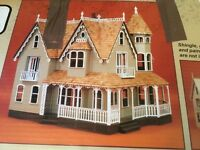 THE GARFIELD DOLLS HOUSE KIT by GREENLEAF - WAS ASKING £150 REDUCED TO £80.....