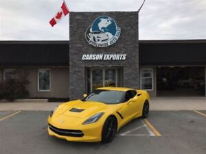 2014 Chevrolet Corvette Stingray WOW MEAN LOOKING Z51! FINANCING