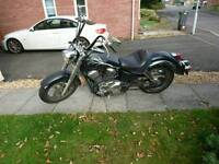 Honda shadow VT750 chopper 2010