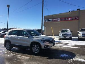 2013 Volkswagen Tiguan COMFORTLINE - LEATHER - SUNROOF - AWD