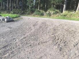 Ground work undertaken