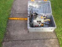 Ryobi 40 cc Chainsaw Spares or repairs