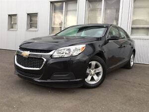 2015 Chevrolet Malibu LT, 0 down $129/bi-weekly OAC