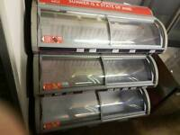 Ice cream commercial freezer with guaranty fully working good condition