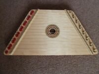 Beautiful Child's Lap Harp (zither)