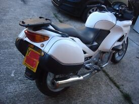 for sale honda nt650v deauville 2001 good condition ready to go