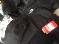North Face Jacket Waterproof Brand New