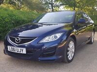 Mazda 6, 2012, AA Mechanical Report, Full Service History, 3 Months Warranty, 5495 Ono