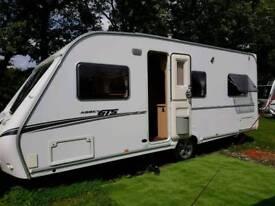 Abbey caravan 2008