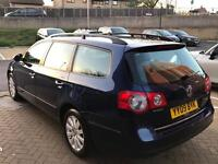 Volkswagen Passat ESTATE 2009 2.0 TDI ** 140 BHP ** 6 SPEED **1 OWNER FROM NEW *12 MONTH MOT *2 KEYS