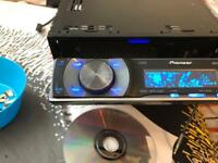 Car CD player pioneer P7000UB