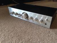 Rare Toshiba SY-335 Vintage Pre Amplifier