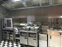 Henny Penny - ORIGINAL - HENNY PENNY FRIED CHICKEN SHOP EQUIPMENT - package Deal - 10 items package