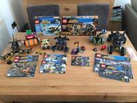 Lego Batman Vehicle Collection