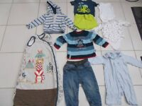 Baby Boy / Unisex Clothes - 1 to 24 month's