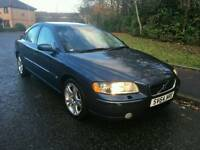 Volvo s60 d5 Oct mot t/belt done drives well used daily here to sell