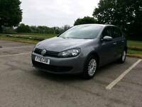 VW GOLF 1.6 TDI FSH 5 DOORS