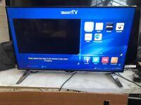 JVC LT-43C860 4K Ultra HD Freeview HD Smart LED TV