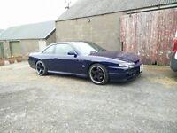 1998 200SX S14a (Silvia RWD)