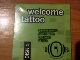 Welcome tattoo lessons 2CDs