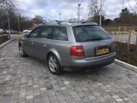 Audi A6 Avant 2002 Automatic gas converted only £1250