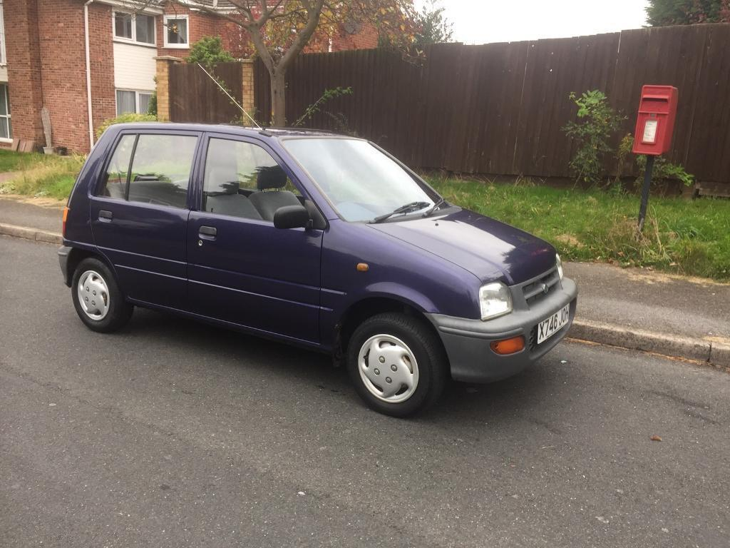 perodua nippa ex small cheap car bargain under 1 0 litre low mileage one prev owner in. Black Bedroom Furniture Sets. Home Design Ideas
