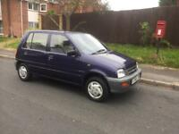 PERODUA NIPPA 0.85 EX SMALL CHEAP CAR BARGAIN UNDER 1.0 LITRE LOW MILEAGE ONE PREV OWNER