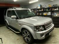 Landrover discovery 4 HSE LUX
