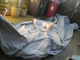 caravan cover small used