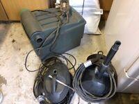 UV Filter & 2 Pumps