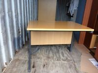 Desk with wheel chair access £29 free local delivery